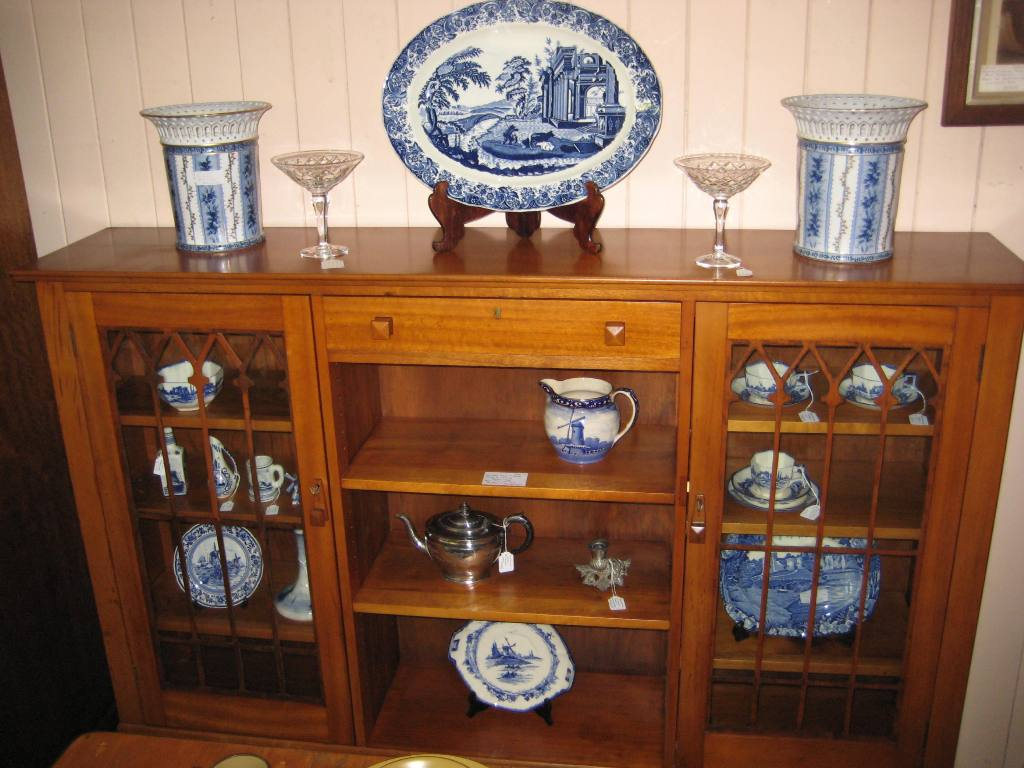Arts and Crafts Bookcase   SOLD
