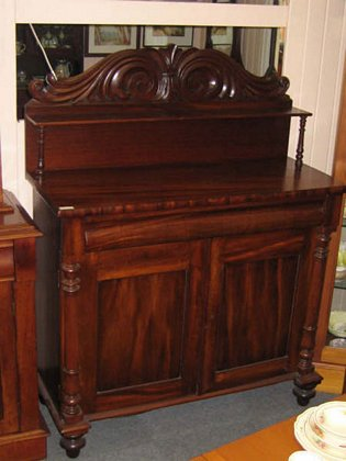 Colonial Cedar Chiffonier   SOLD