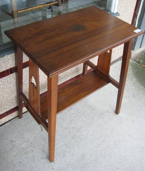 Blackbean Side Table   SOLD