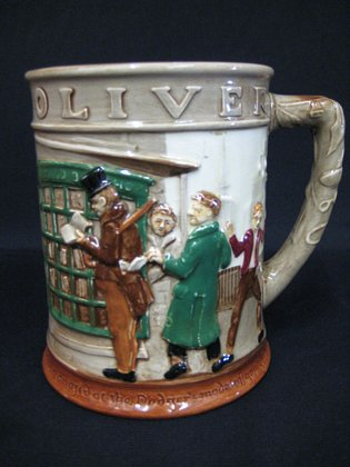 Royal Doulton 'Oliver Twist' Mug