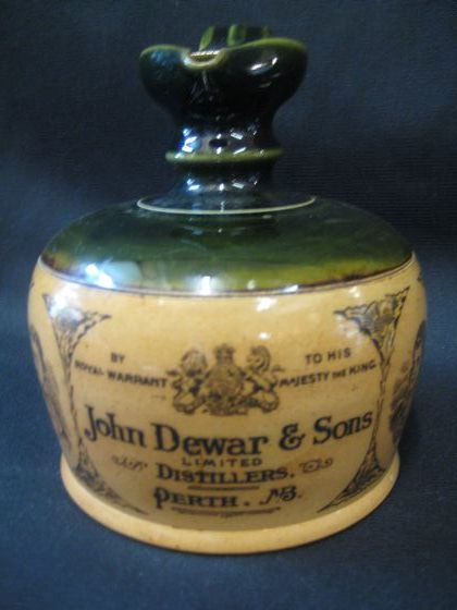 Dewar's Decanter   SOLD