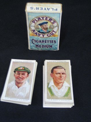 Cigarette Cards   SOLD