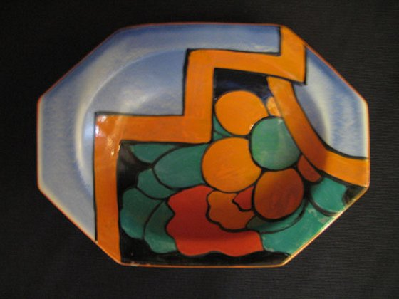 Clarice Cliff Dish   SOLD