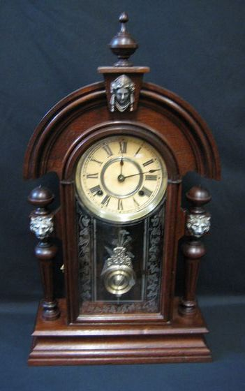 Ansonia Mantle Clock   SOLD