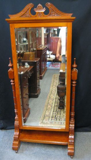 Cheval Mirror   SOLD