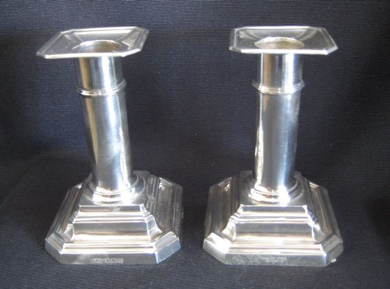 Candlesticks   SOLD
