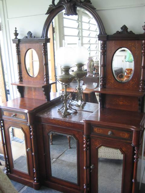Mahogany Sideboard   SOLD