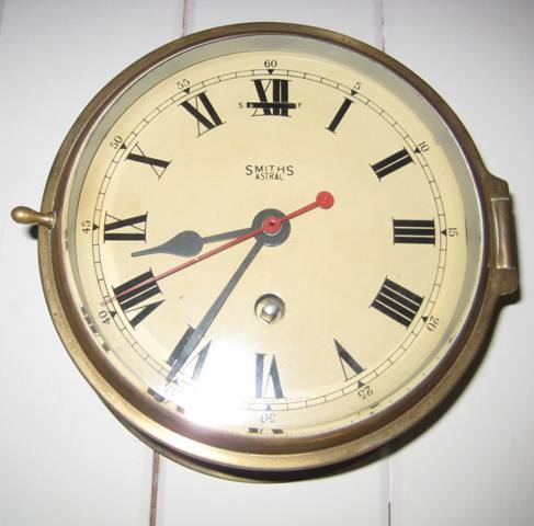 Smiths Astral Ship's Clock