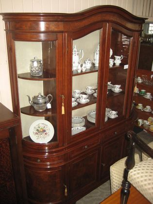 Burr Walnut Sideboard   SOLD