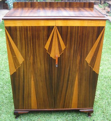 Art Deco Lowboy   SOLD