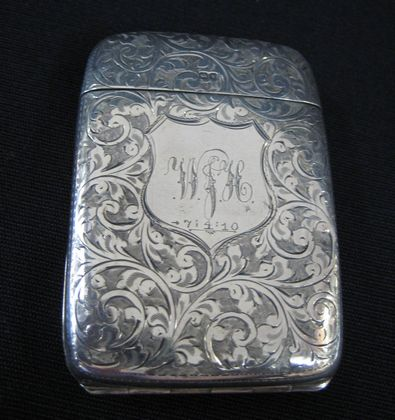 Cigarette Case   SOLD