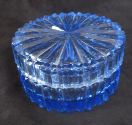 Art Deco Trinket Box   SOLD