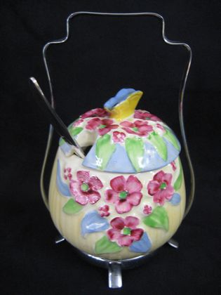 Burleighware Sugar Bowl   SOLD