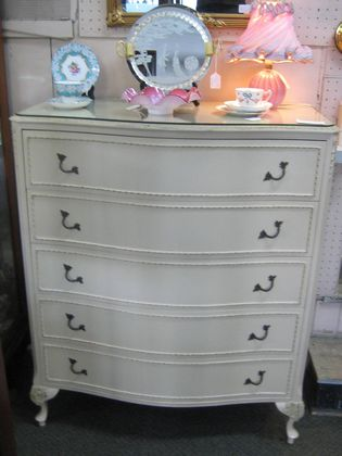 1950's Chest of Drawers   SOLD