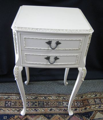 1950's Bedside Cabinets   SOLD
