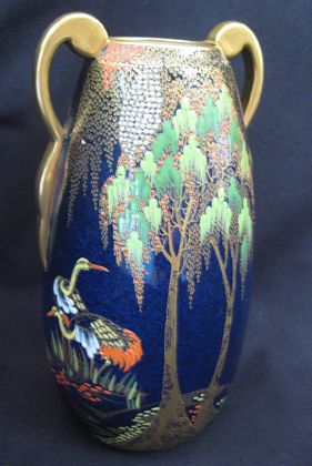 Carltonware Vase   SOLD