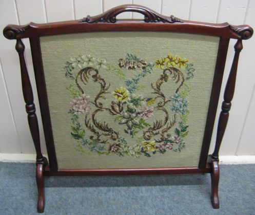 Cedar Fire Screen   SOLD