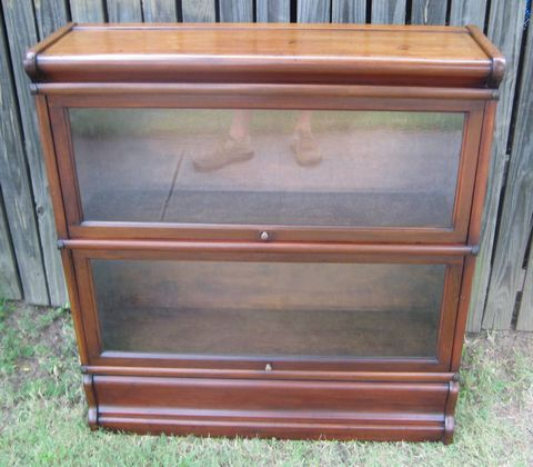 Barrister's Bookcase   SOLD