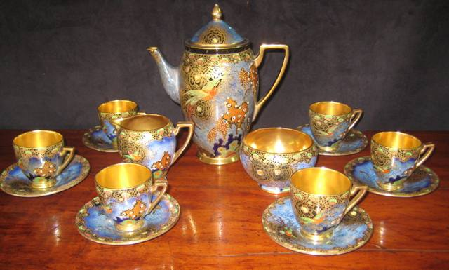 Carltonware Coffee Set