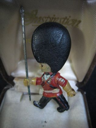 Beefeater Brooch